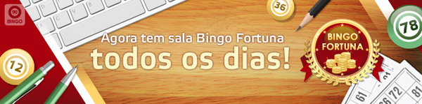 Bingo Fortuna Betmotion