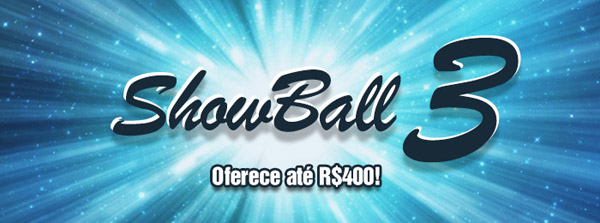 ShowBall3 Playbonds Agosto